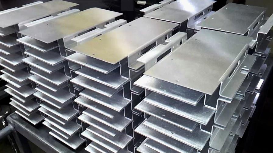 a set of metals